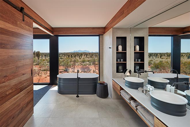 Dune Pavilion Bathroom