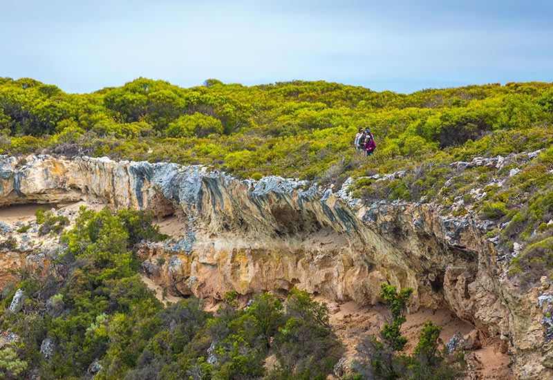 Hiking Kangaroo Island from Southern Ocean Lodge