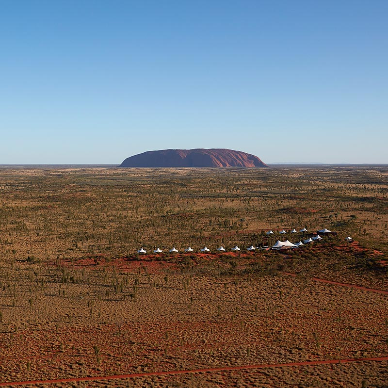 Discover the Red Centre by Heli