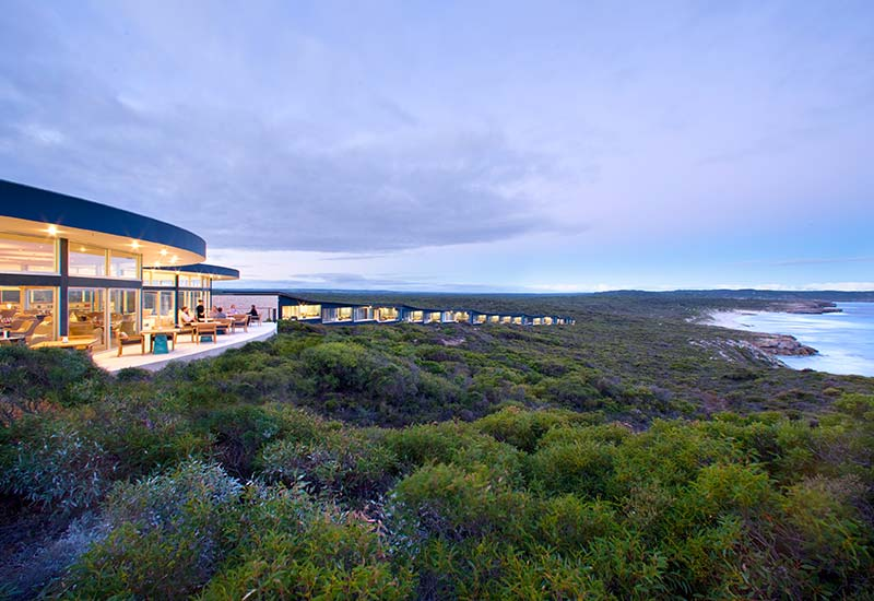 Max Pritchard and the Design of Southern Ocean Lodge