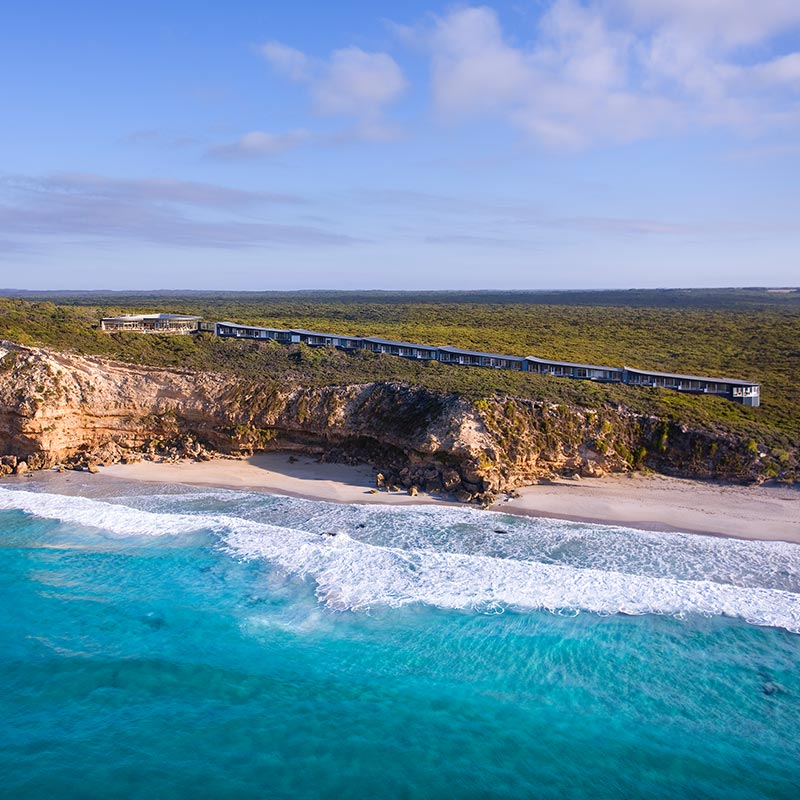 Southern Ocean Lodge and the Kangaroo Island Bushfires