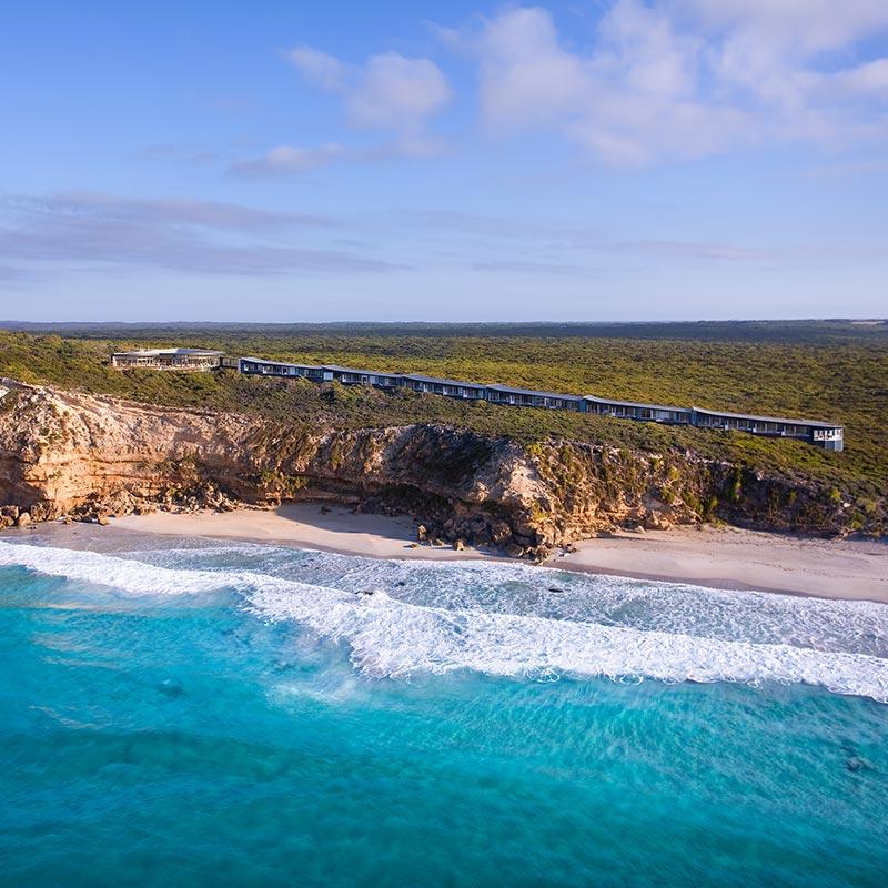 Southern Ocean Lodge and the Kangaroo Island Bushfires
