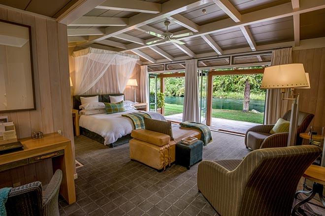 Junior Lodge Suite Bedroom