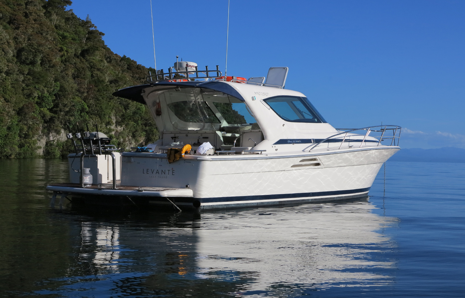 Cruise Taupo 2
